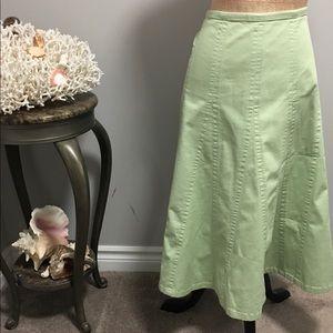 🇨🇦 Modea Marine Cotton Circle Skirt